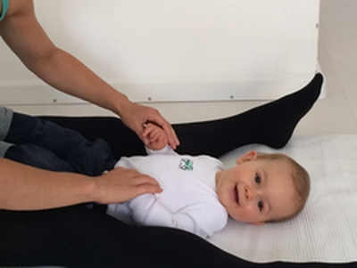 baby yoga blije baby
