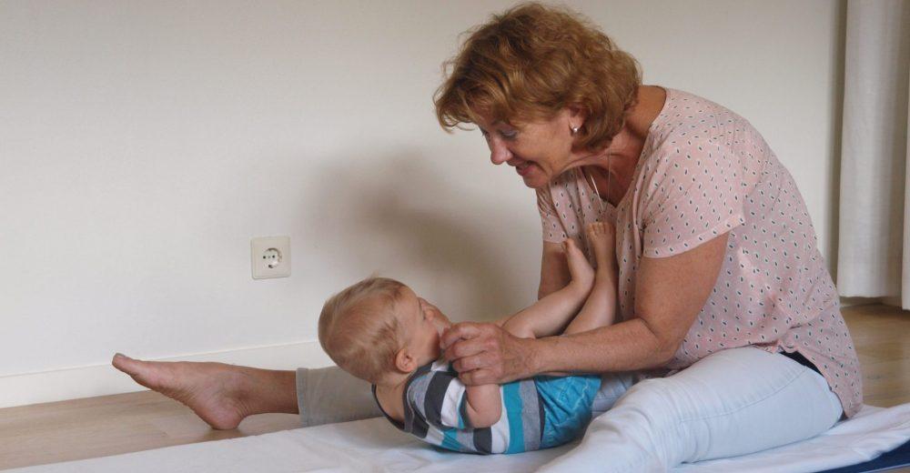 Babymassage Docent